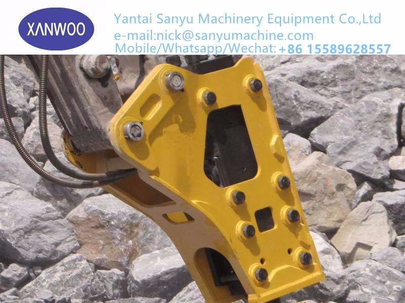 china Hydraulic breaker Soosan Cheapest Price