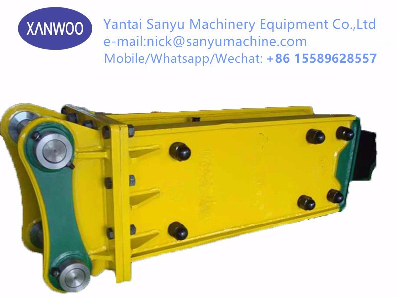 china hydraulic breaker price