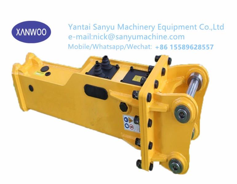 Soosan hydraulic breaker SB30