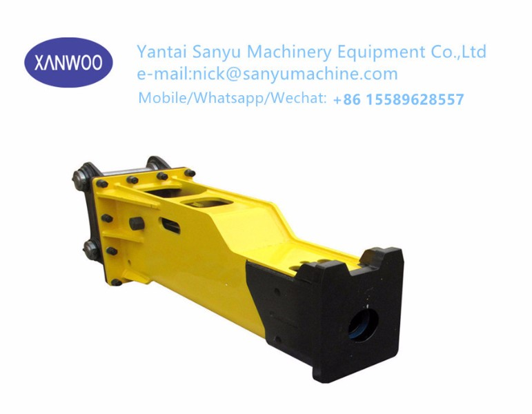 made in china Soosan hydraulic breaker SB81A Top Grade Quality
