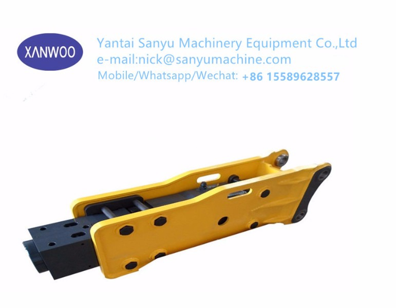 Hydraulic breaker Soosan Great Quality