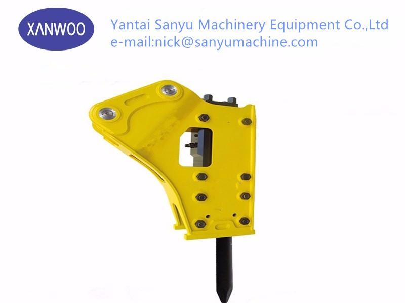 Soosan hydraulic breaker SB40