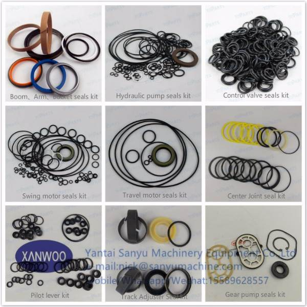 made in china Hydraulic breaker seal kit Export