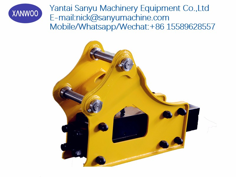 made in china Comfortable Price hydraulic breaker price