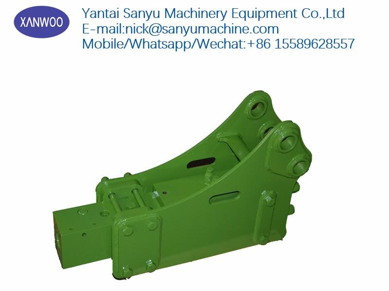 made in china Soosan hydraulic breaker SB43 Best Price