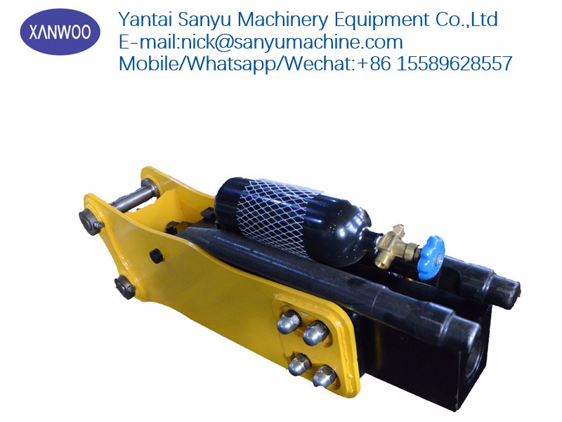 Good Service hydraulic breaker price