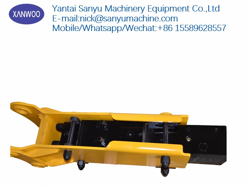 china Soosan hydraulic breaker SB81 Best Supplier