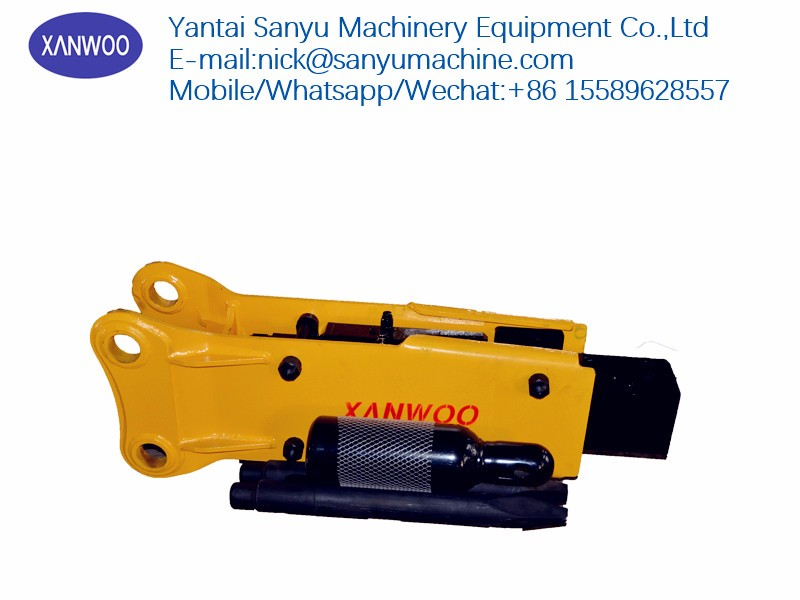 china Soosan hydraulic breaker SB45 Good Supplier