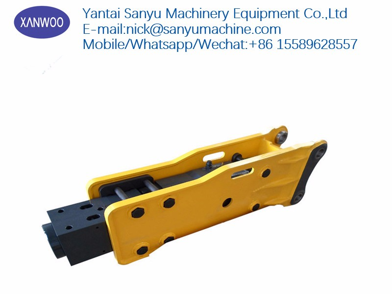made in china Soosan hydraulic breaker SB121 Perfect Quality