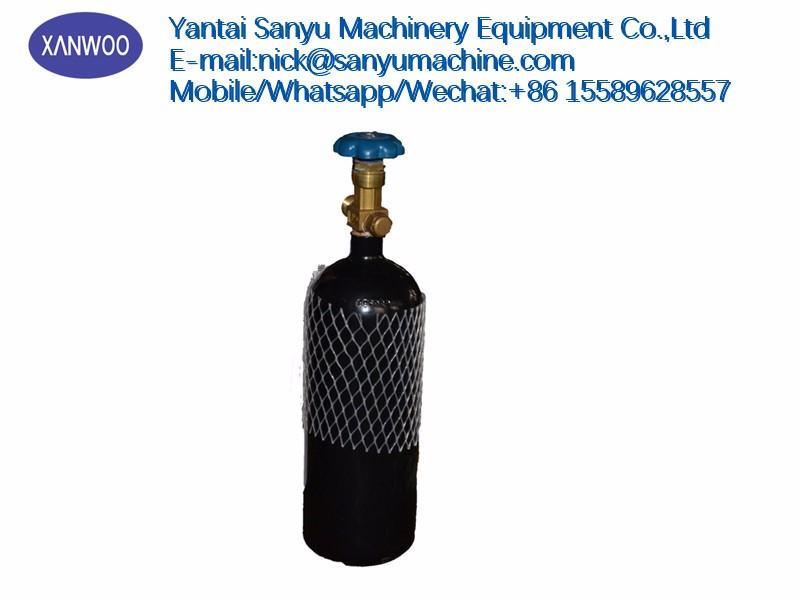 china Hydraulic breaker Nitrogen Bottle
