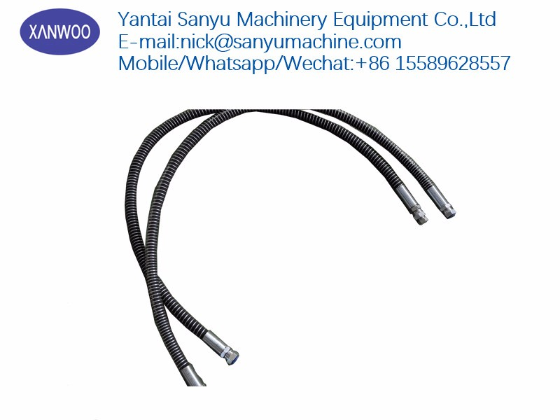 made in china hydraulic breaker spare parts hose