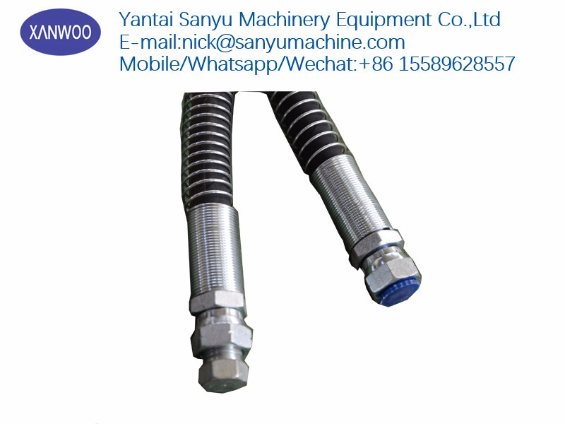 china hydraulic breaker spare parts hose Suitable Price
