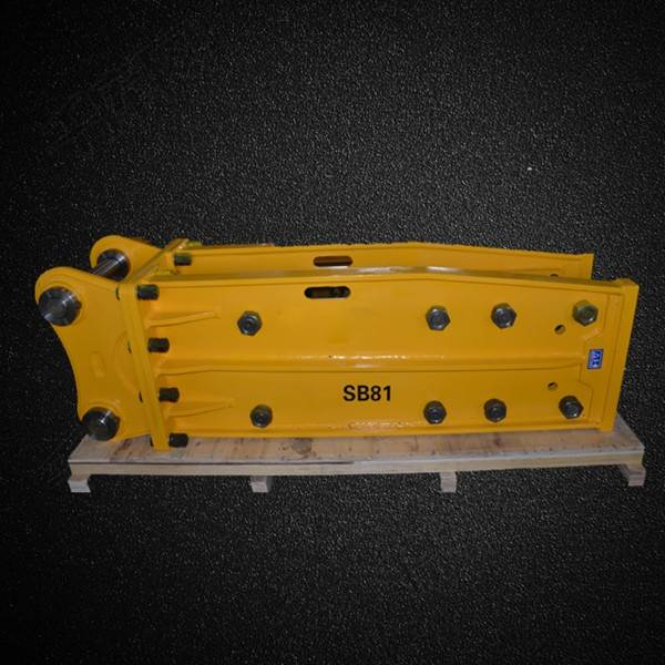 china Soosan hydraulic breaker SB81 On Sale