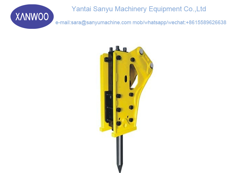 SB81 hydraulic breaker High Class Quality