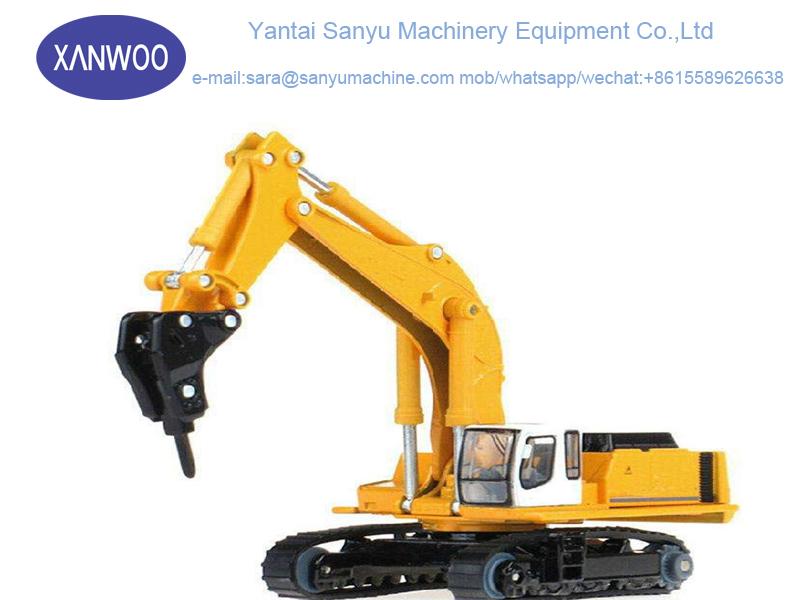 SB30 hydraulic breaker Import