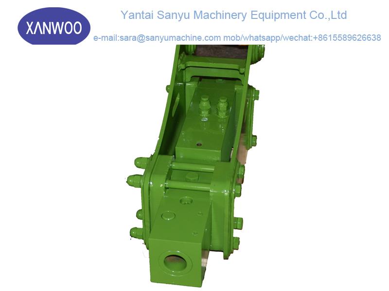Picture SB70 hydraulic breaker