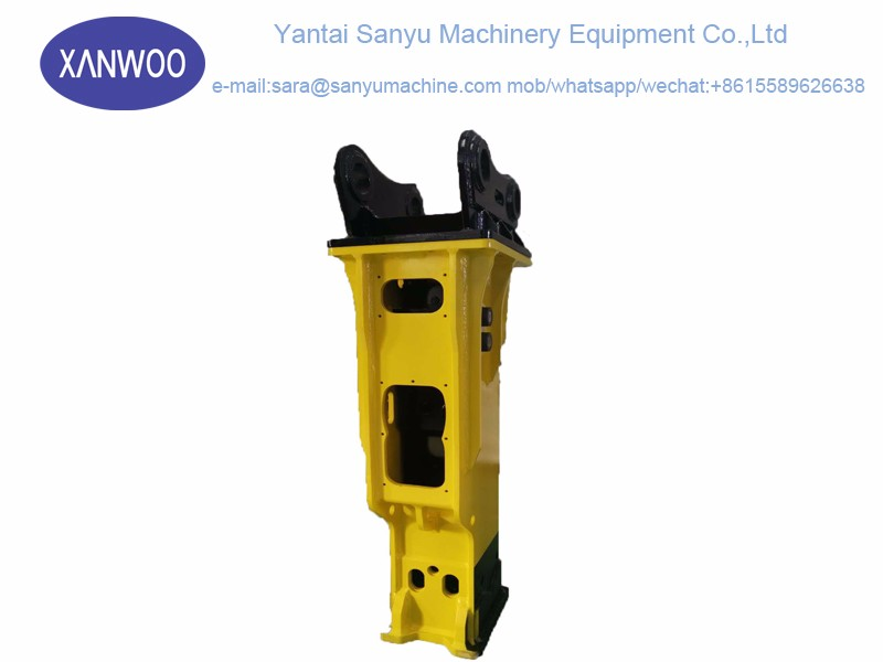 After-sale Service SB50 hydraulic breaker