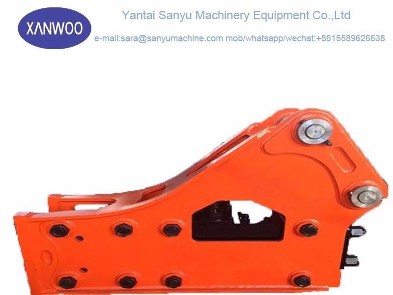SB20 hydraulic breaker