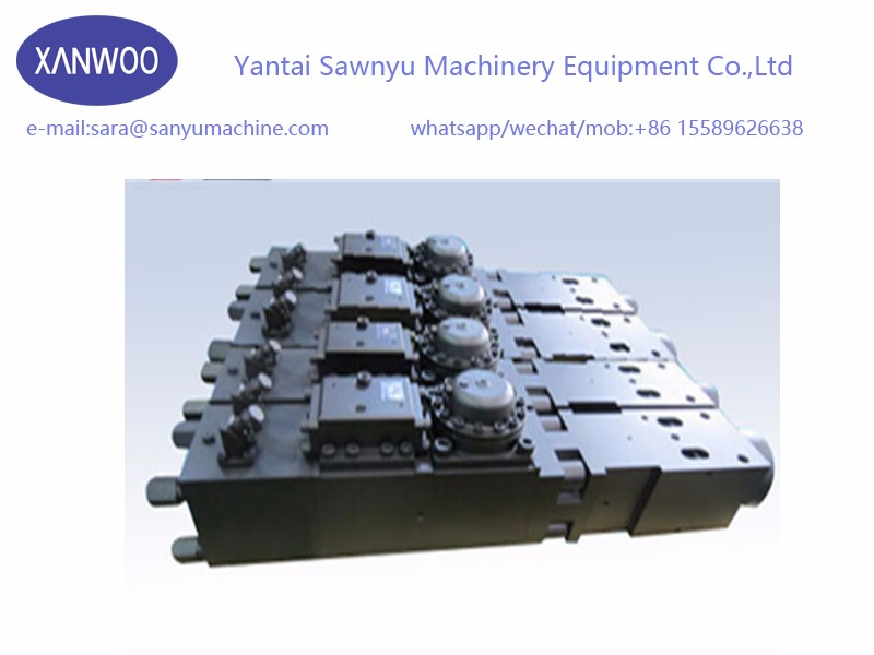 Popular hydraulic breaker cylinder assy