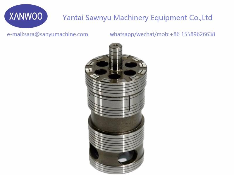 hydraulic breaker valve