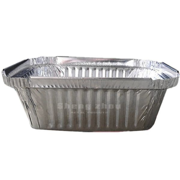 Disposable Aluminum Foil Pans, Rectangular Aluminum Pans, Foil Pans for Chafing Racks