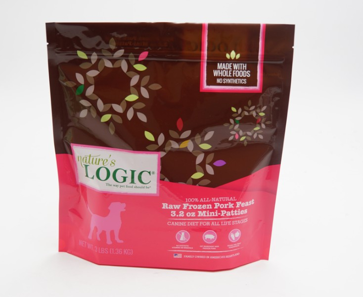 stand up pouch for dog snack High Grade