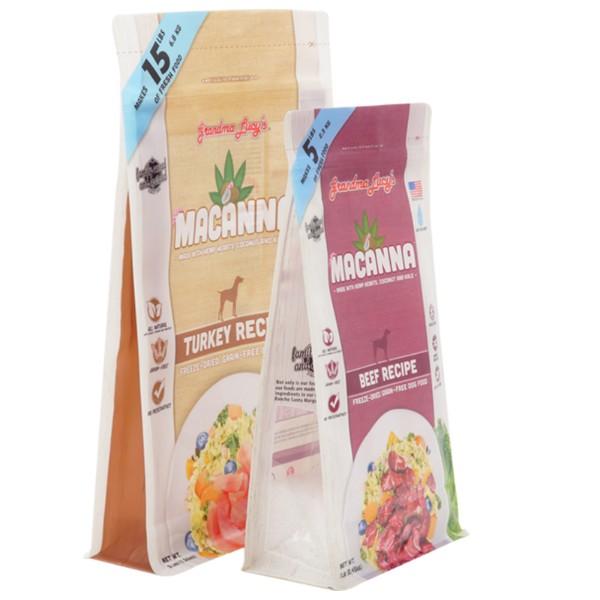 dog food box pouch