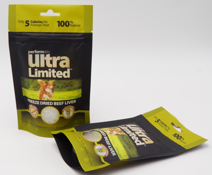 stand up pouch for dog food