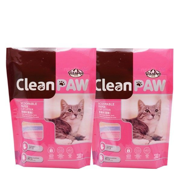 cat litter pouches