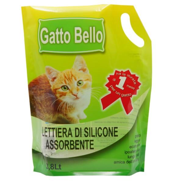 packaging bag for cat litter