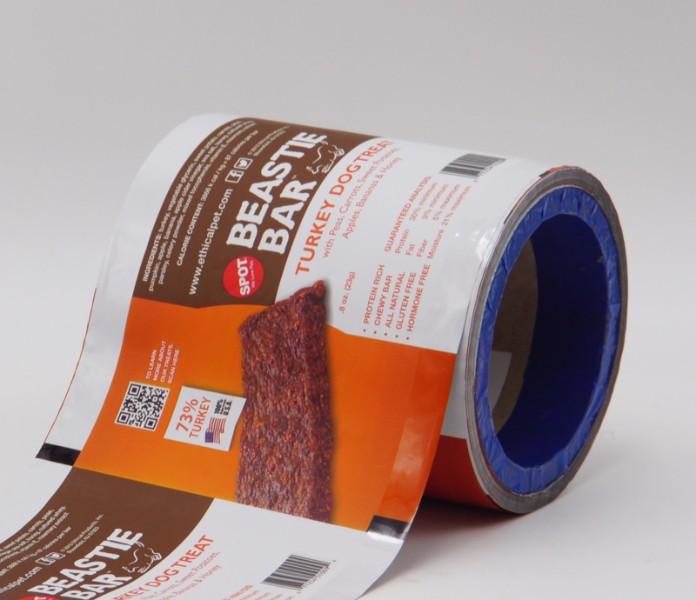 dog treat roll film