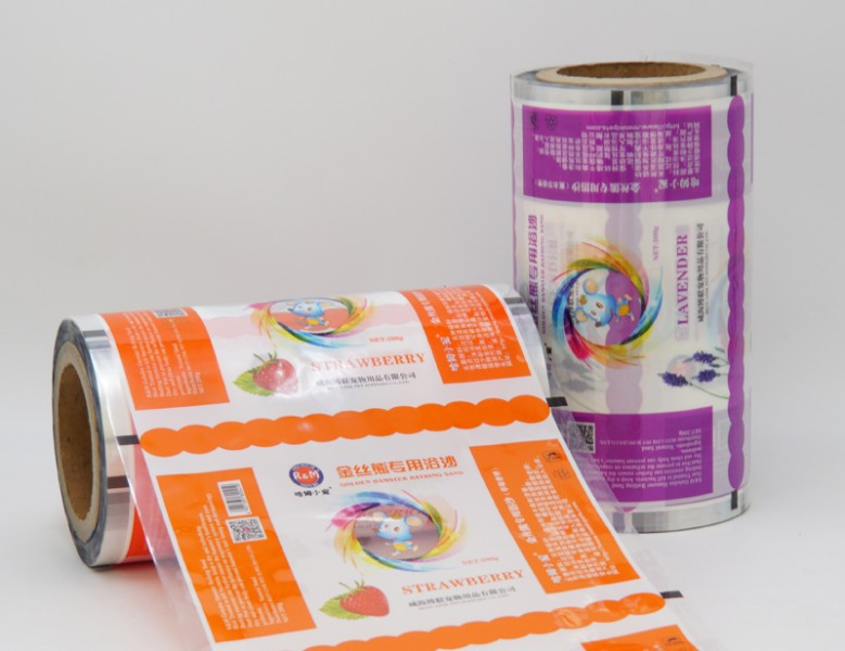 plastic film for pet supplies