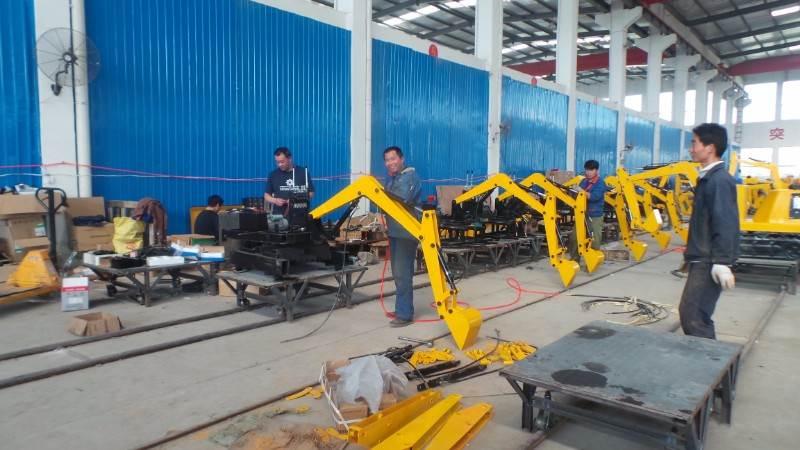 Children Excavator Best Manufacturer