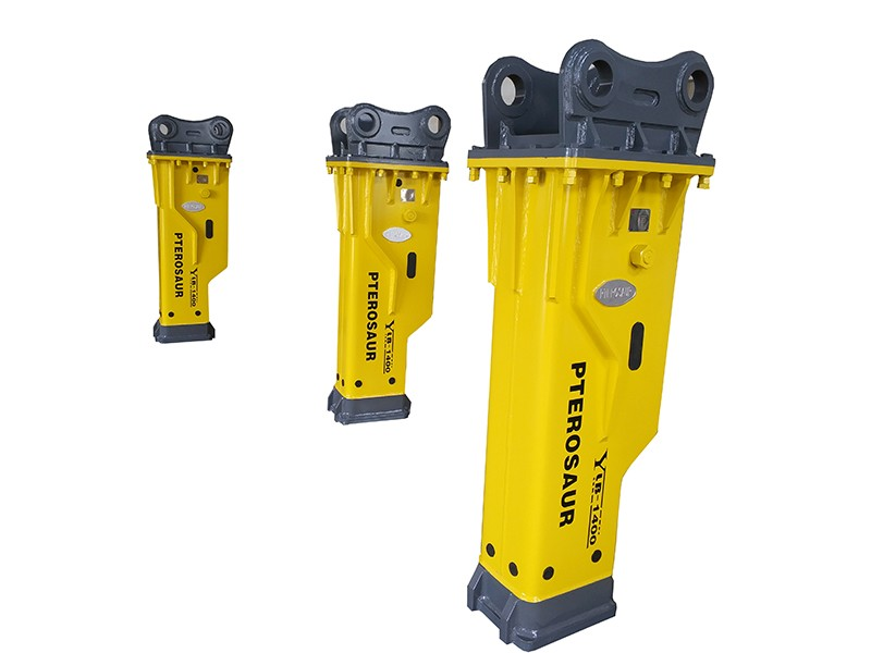 hydraulic breaker parts
