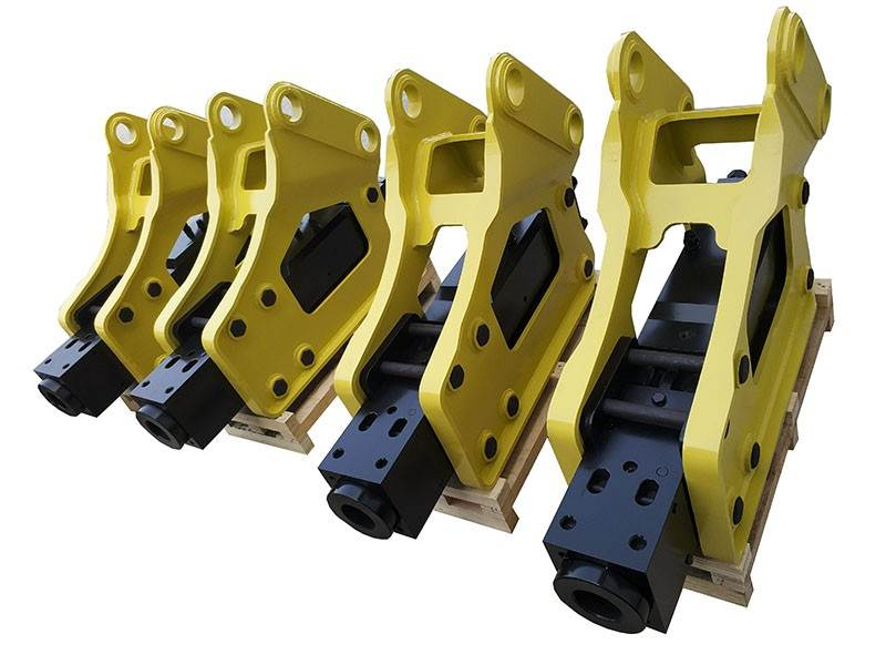 made in china rockram hydraulic hammer