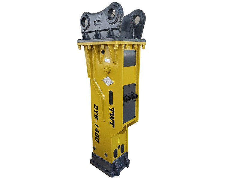 mini excavator used hydraulic breaker