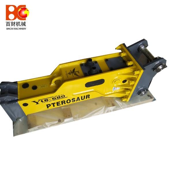 soosan hydraulic breaker