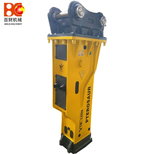 Suitable Price soosan hydraulic breaker