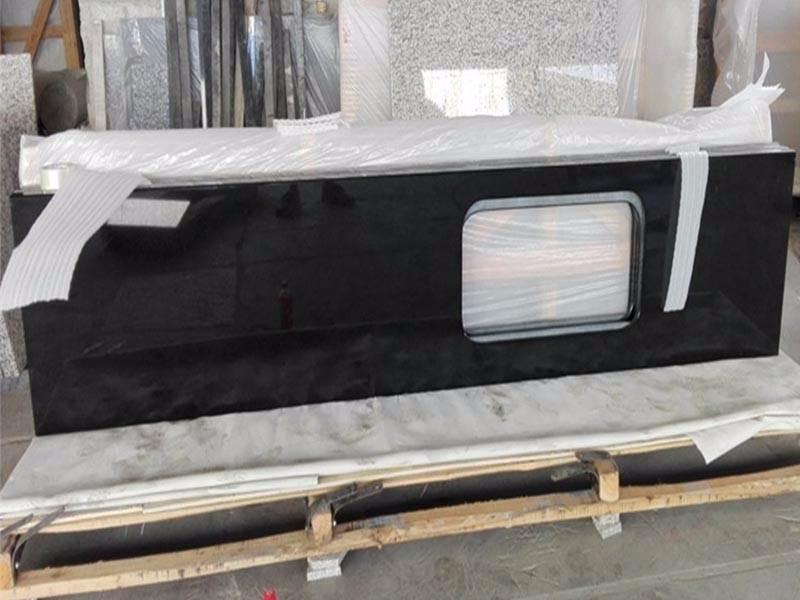 china Top Class Quality Black Shanxi Granite