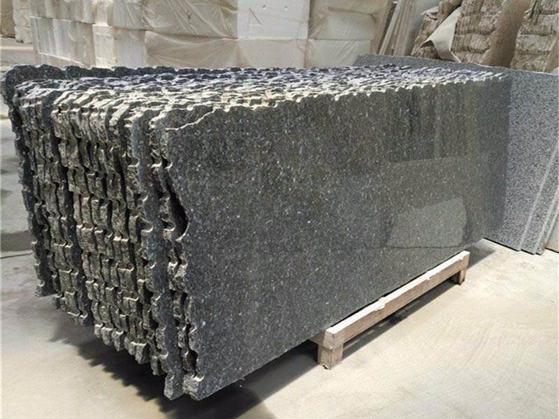 Pearl Blue Granite Customized