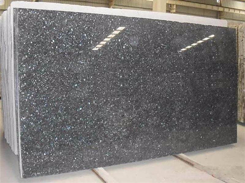 made in china Pearl Blue Granite OEM