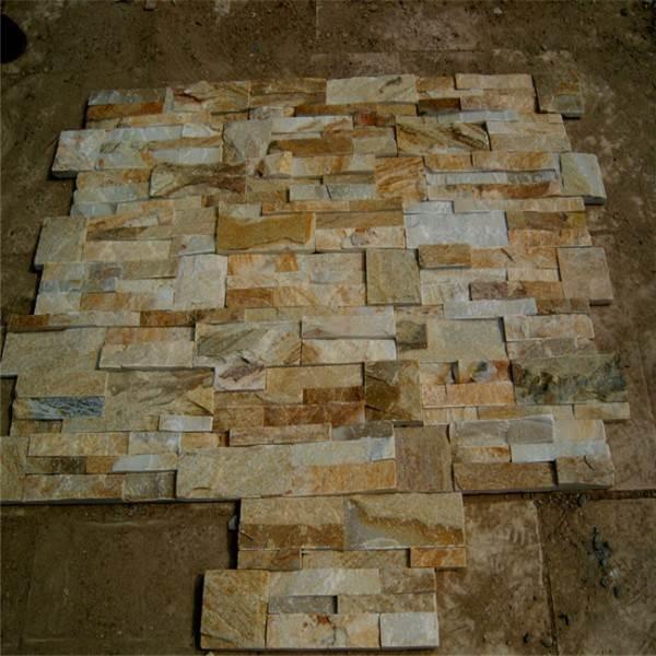 veneer  panel de piedra
