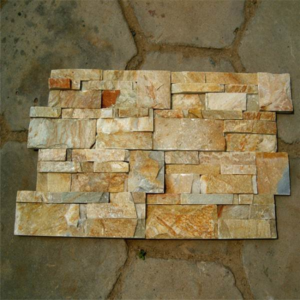 stone panel split