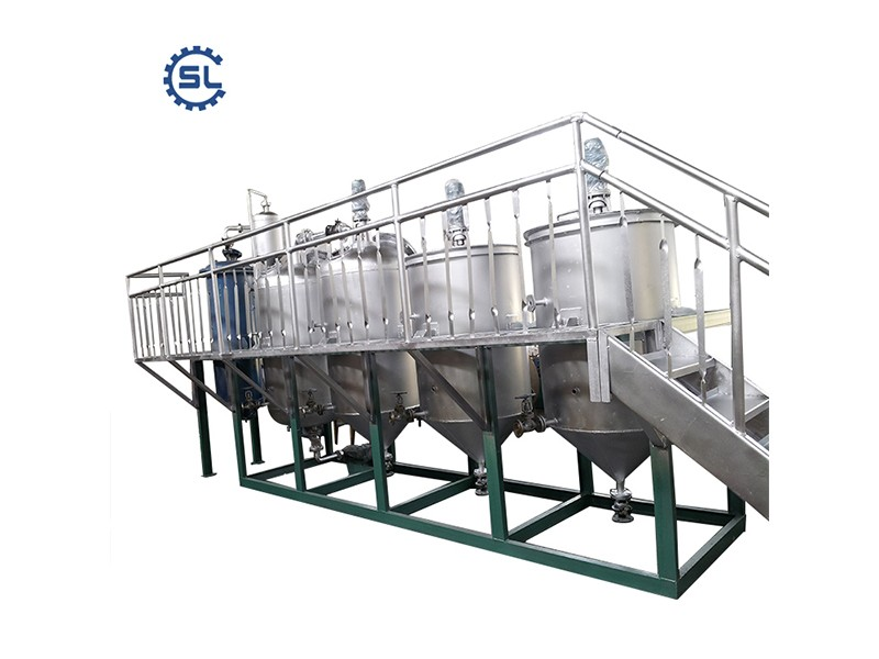Professional high efficient soybean oil making machine low investment