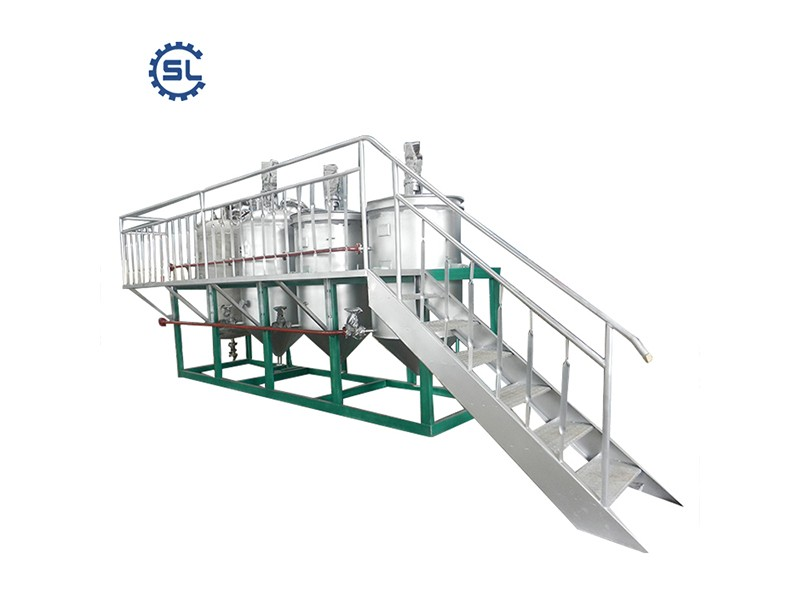 equipment Professional high efficient soybean oil making machine