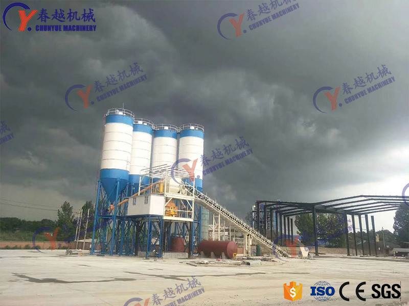 made in china hot sale concrete mixing plant for sale