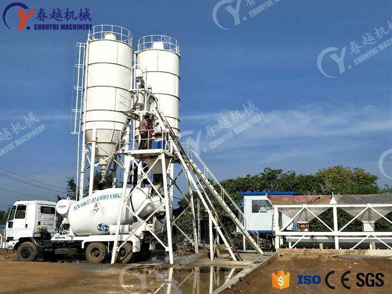 best price concrete mixing plant supplier