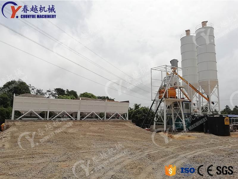 best price concrete mixing plant manufacturer