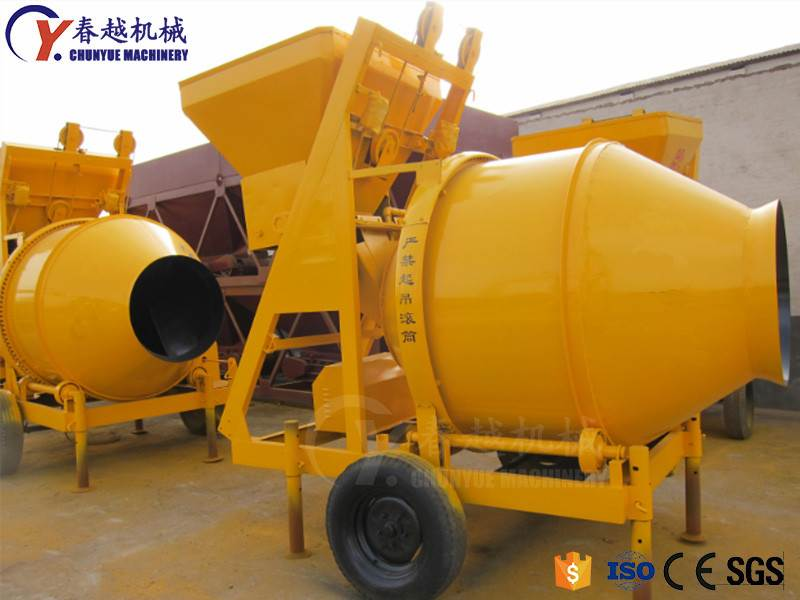 concrete mixer machine price in india