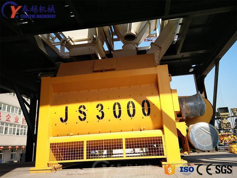 China JS3000 concrete mixer